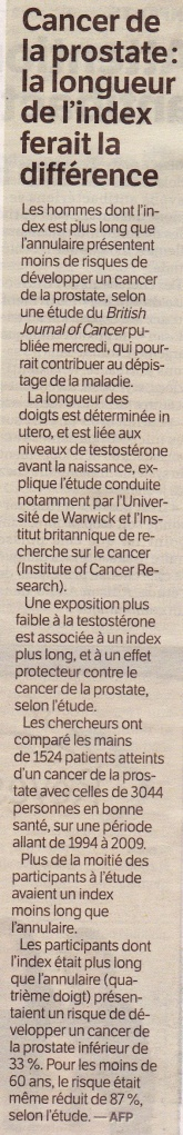 Cancer & Index
